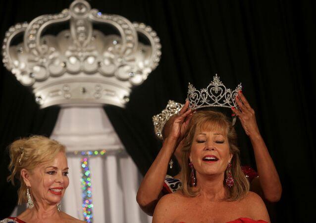 مسابقة ملكة جمال لسيدات مسنات