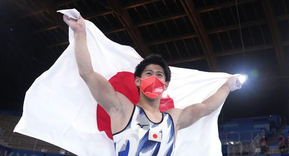 الرياضي الياباني دايكي هاشيموتو