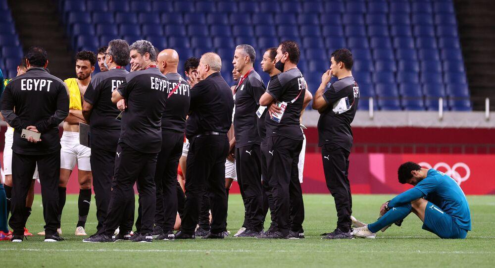 منتخب مصر الأولمبي في أولمبياد طوكيو