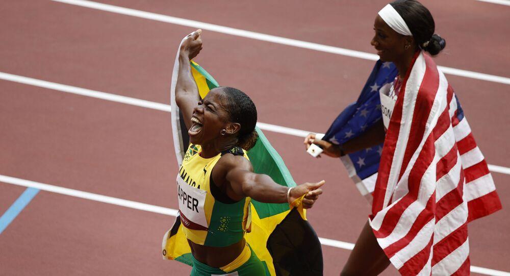 سباقات السيدات أولمبياد طوكيو 2020