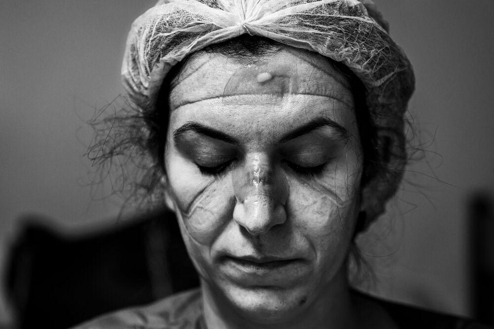 صورة بعنوان الواجب، للمصور أري باسوس من البرازيل، الفائز في مسابقة التصوير الدولية جائزة حمدان بن محمد بن راشد آل مكتوم الدولية للتصوير الضوئي