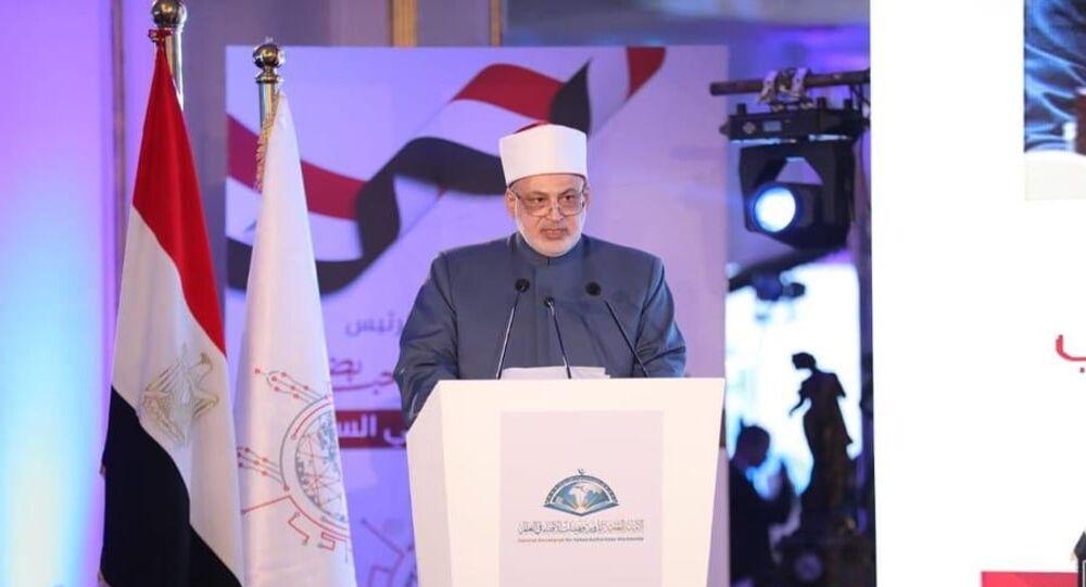 محمد الضويني وكيل الأزهر الشريف