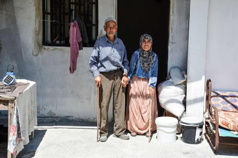 مهجرون يعودون إلى بلداتهم في ريف اللاذقية الشمالي، سوريا 3 أغسطس 2021