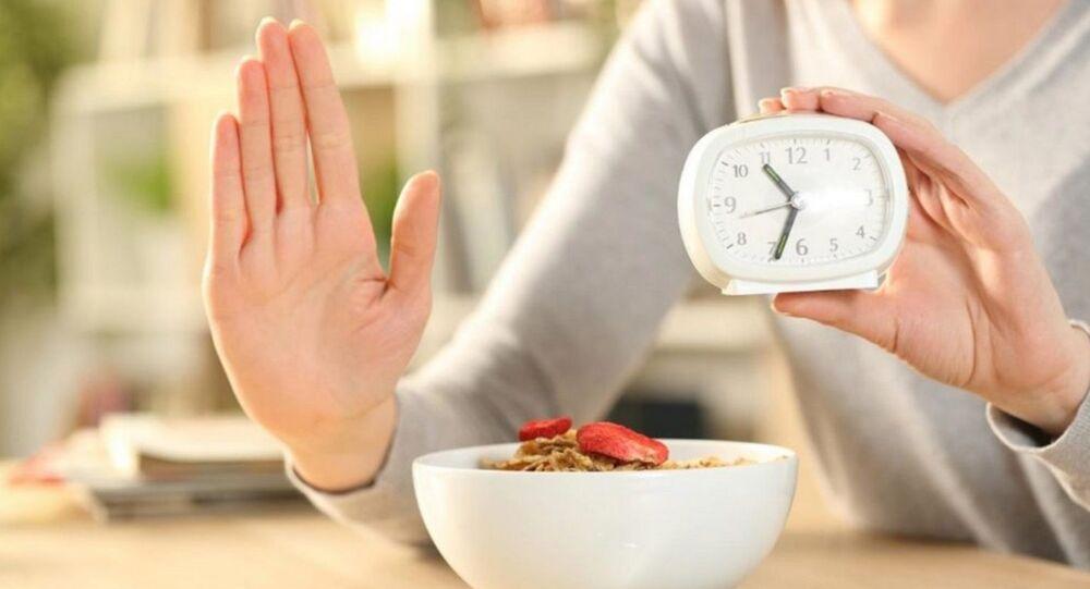 الصبام المتقطع Intermittent fasting