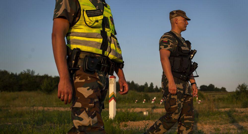حرس الحدود في ليتوانيا
