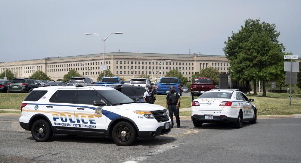 شرطة البنتاغون