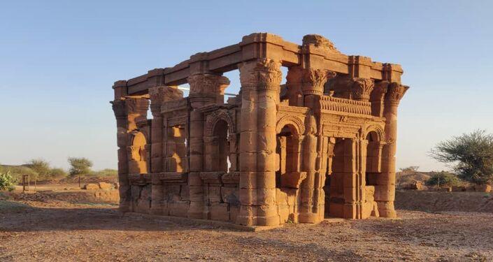 موقع تراثي في السودان