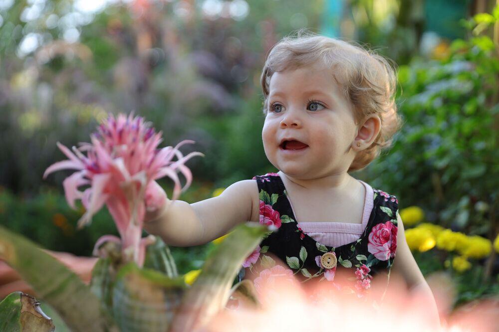 معرض الزهور السورية الدولي في دمشق، سوريا 4 أغسطس 2021