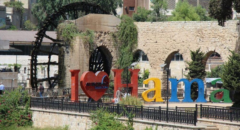 مدينة حماة، سوريا 4 أغسطس 2021