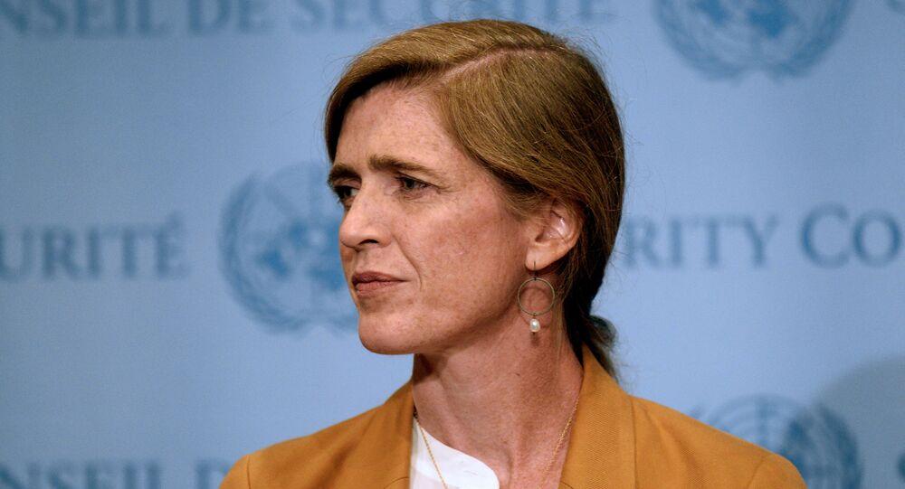 سامانثا باور رئيسة للوكالة الأمريكية للتنمية الدولية