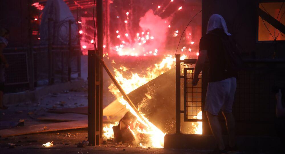 السنوية الأولى لانفجار مرفأ بيروت