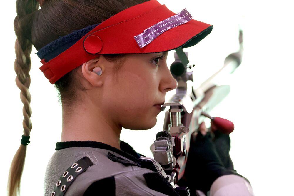الرامية الصربية سانيا فوكاسينوفيتش
