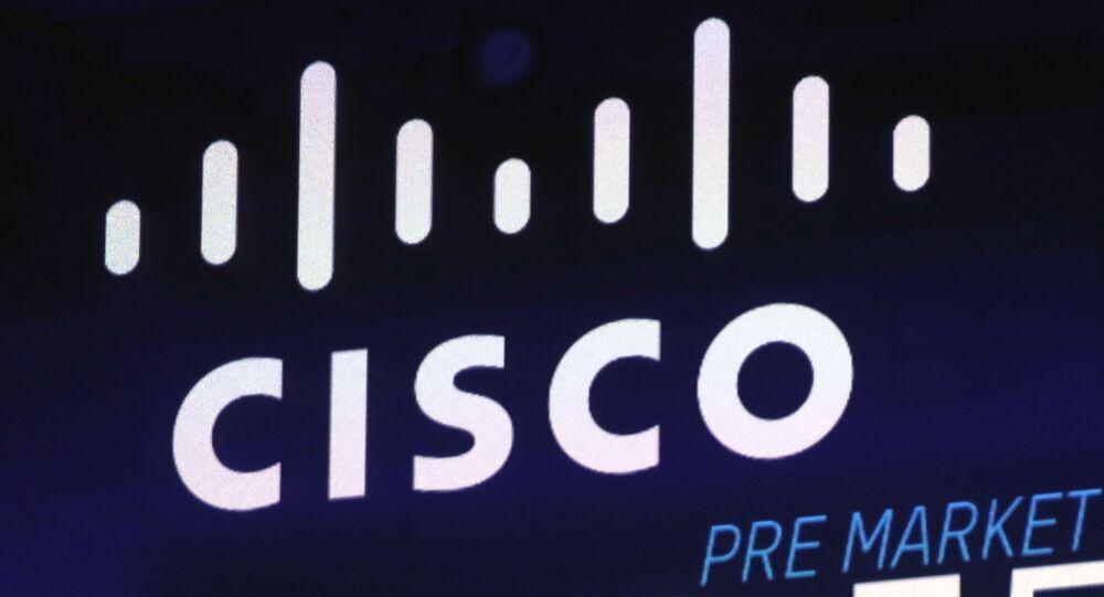 شعار شركة سيسكو