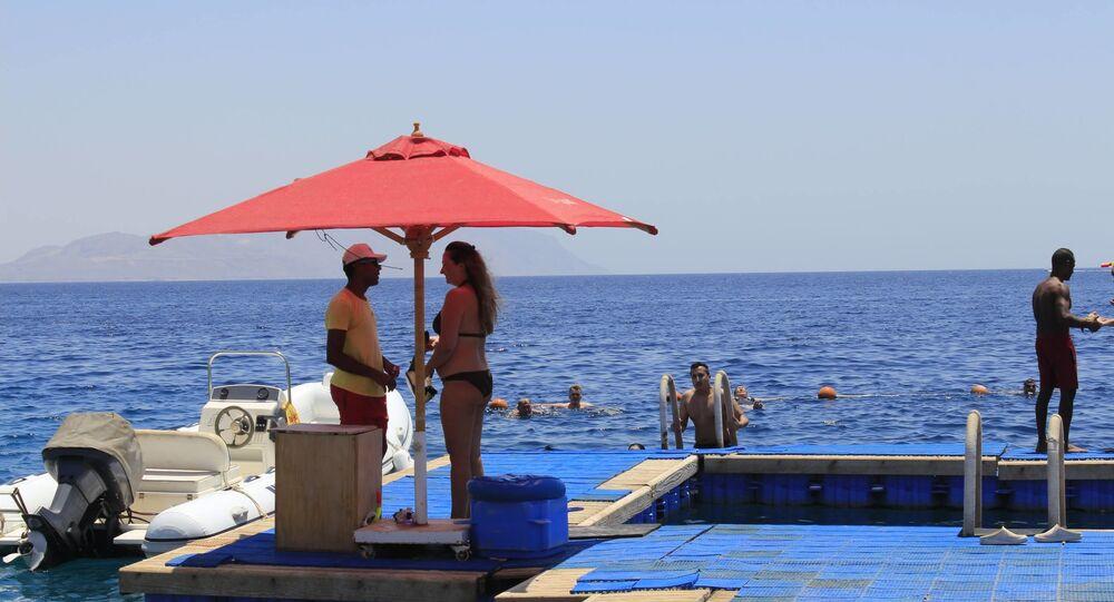 عودة السياحة الروسية إلى شرم الشيخ