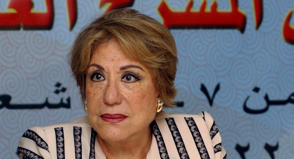 الممثلة المصرية سميحة أيوب