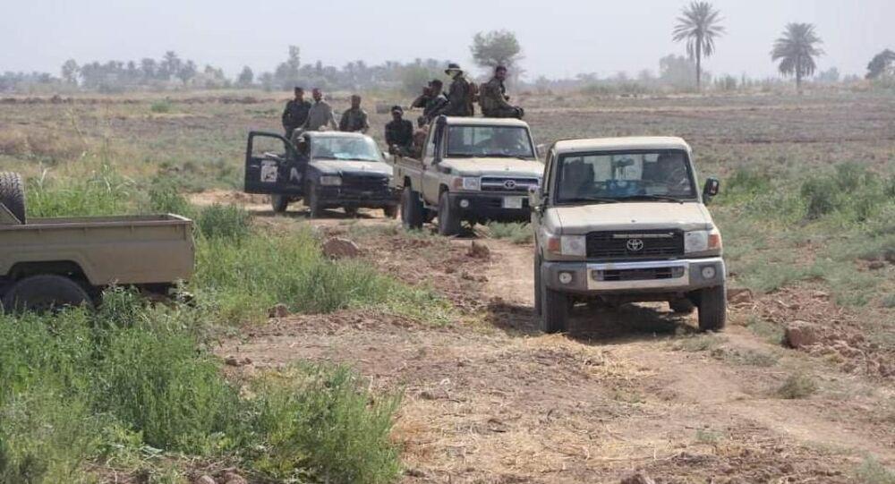 الجيش العراقي يشرع بعملية واسعة لتأمين طقوس دينية في شرق البلاد