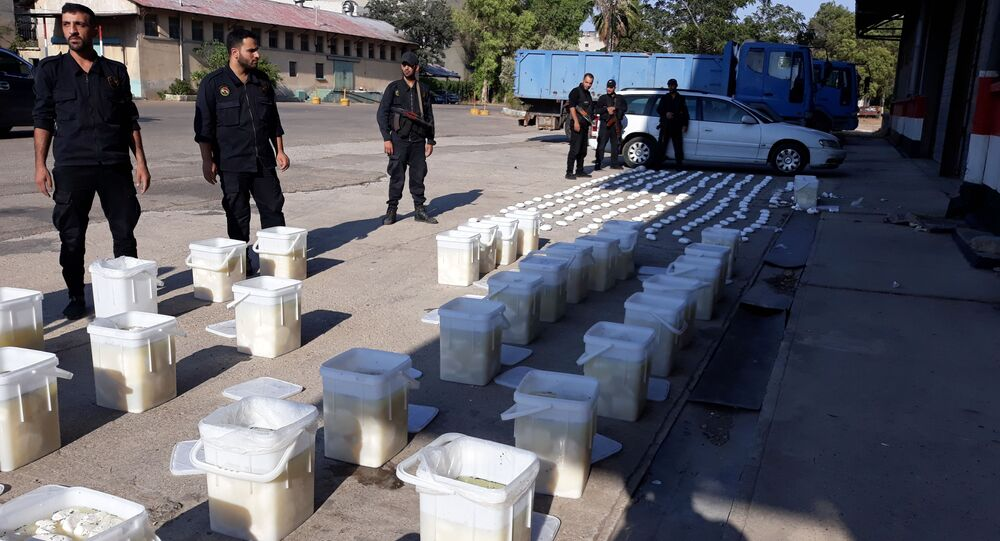 جبنة الكبتاغون آخر صرعة لتهريب المخدرات في سوريا