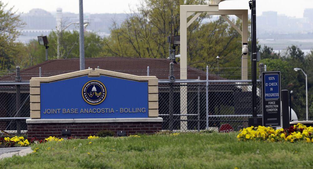 قادة أناكوستيا بولينغ المشتركة في واشنطن، أمريكا