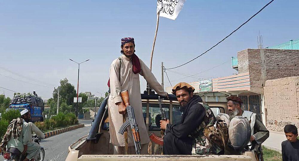 مقاتلي حركة طالبان في أفغانستان