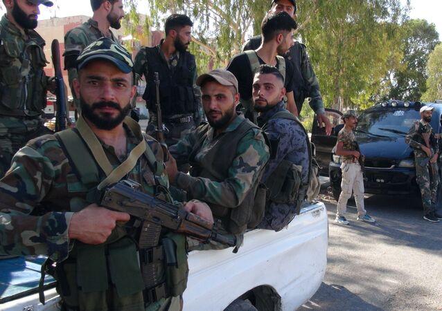 الجيش السوري يستنهض الحل العسكري مع استمرار تعنت مسلحي حي (درعا البلد)