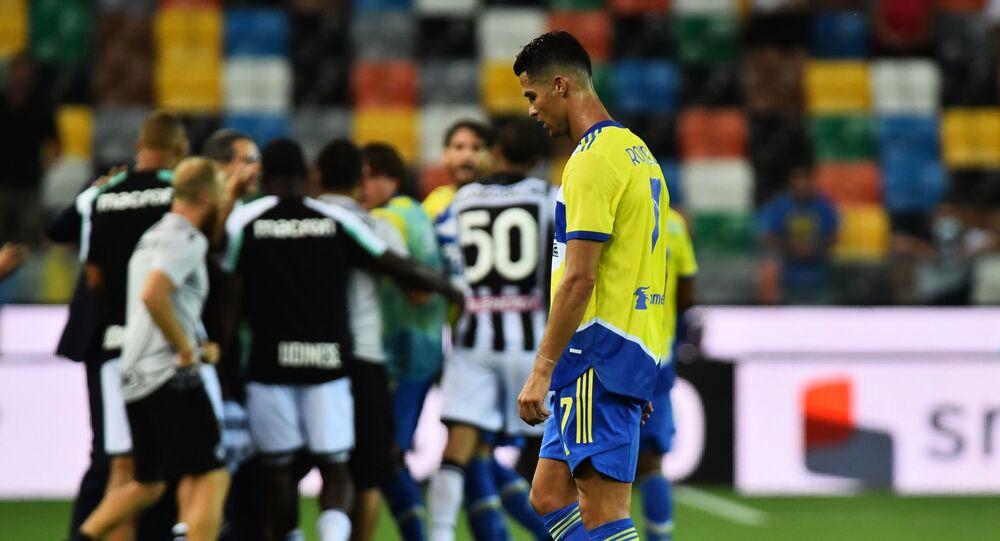 يوفنتوس يتعادل مع أودينيزي بهدفين لكل منهما في الجولة الأولى من الدوري الإيطالي لكرة القدم