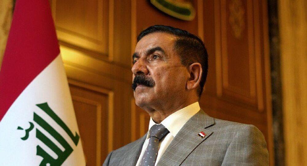 وزير الدفاع العراقي، جمعة عناد سعدون