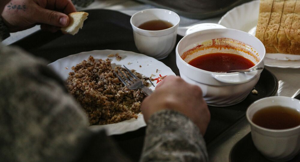 الحنطة السمراء (الغريتشكا) طبق روسي شهير