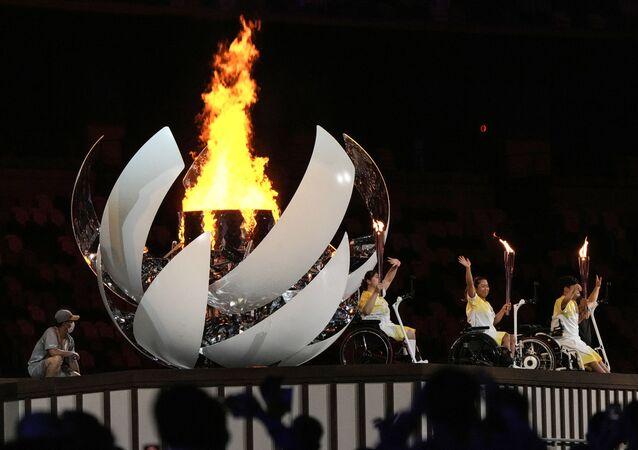 انطلاق الألعاب البارالمبية في اليابان في 24 أغسطس 2021