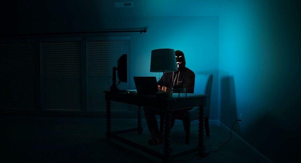 الإنترنت المظلم Dark web