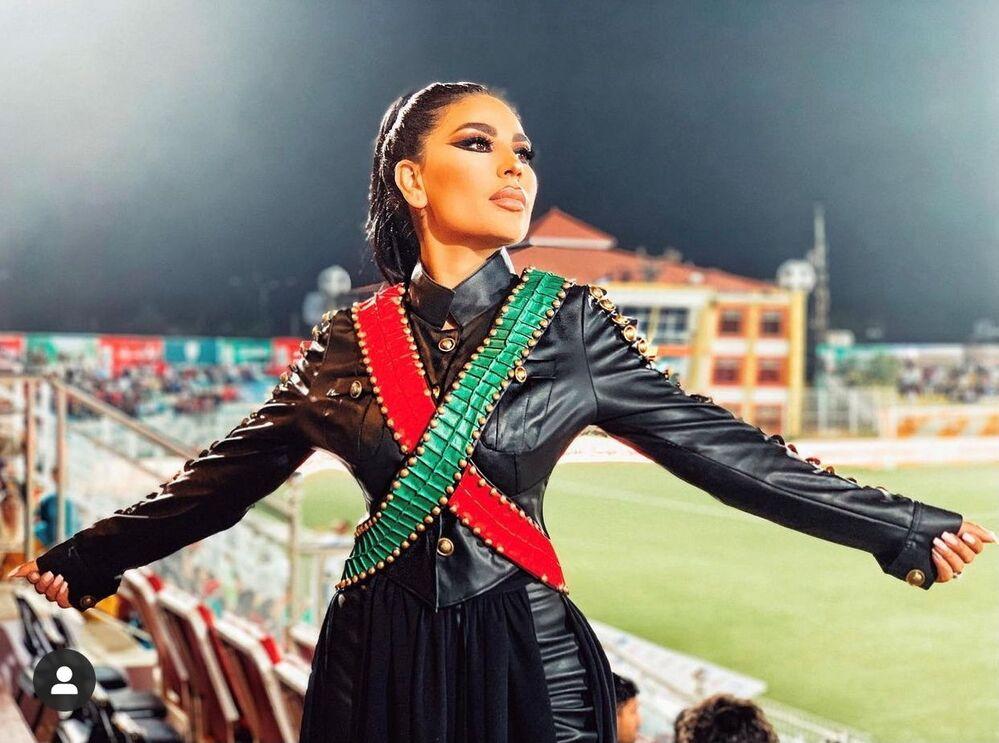 المغنية الأفغانية أريانا سايد (Aryana Sayeed)