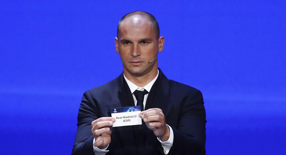 قرعة دور المجموعات لبطولة دوري أبطال أوروبا