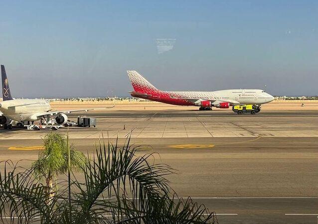 عودة الرحلات الجوية إلى منتجعات مصر السياحية، روسيا