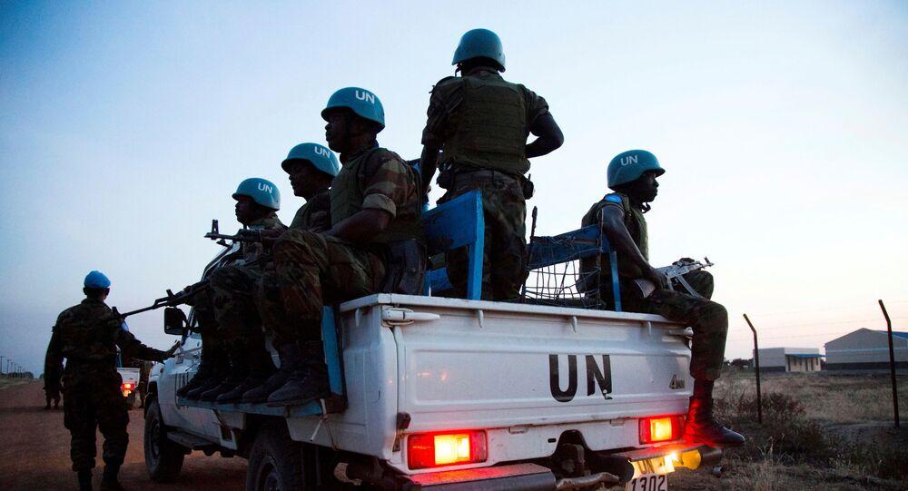 قوات حفظ السلام الإثيوبية في آبيي