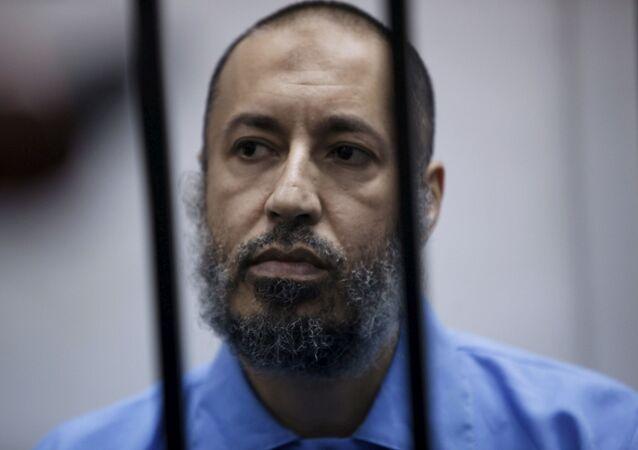 الإفراج عن الساعدي القذافي