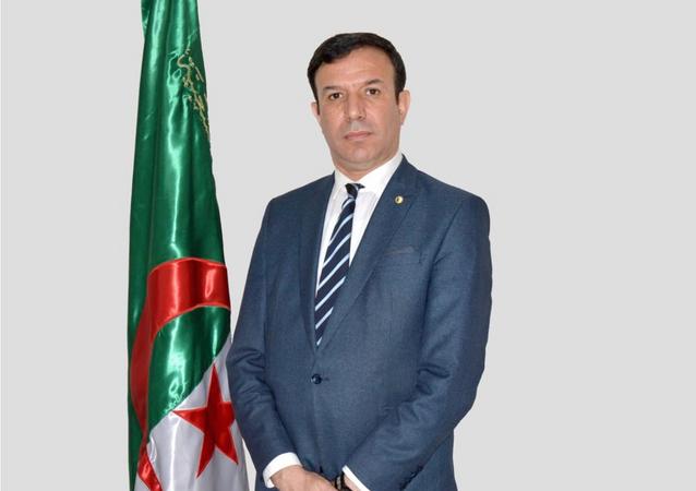 رئيس المجلس الاقتصادي والاجتماعي بالجزائر