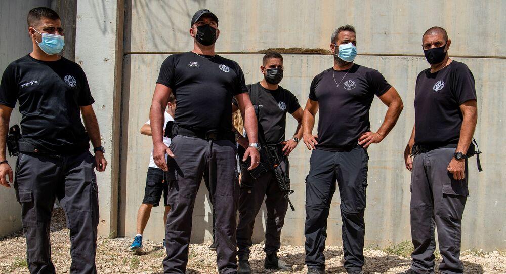 سجن جلبوع، شمال إسرائيل 6 سبتمببر 2021