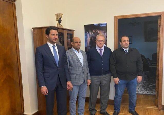 بوغدانوف يستقبل وفدا من الرئاسي الليبي ويؤكد ضرورة إجراء الانتخابات بموعدها