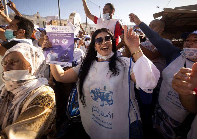 انتخابات المغرب