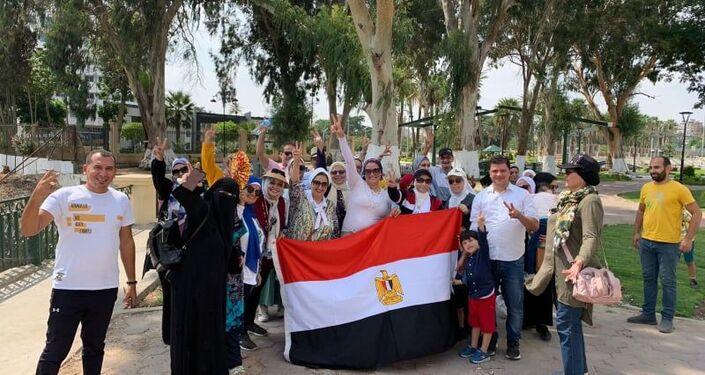 رحالة مصري يطلق مبادرة لـسياحة المانجو...وأخرى للطهي في مختلف المدن