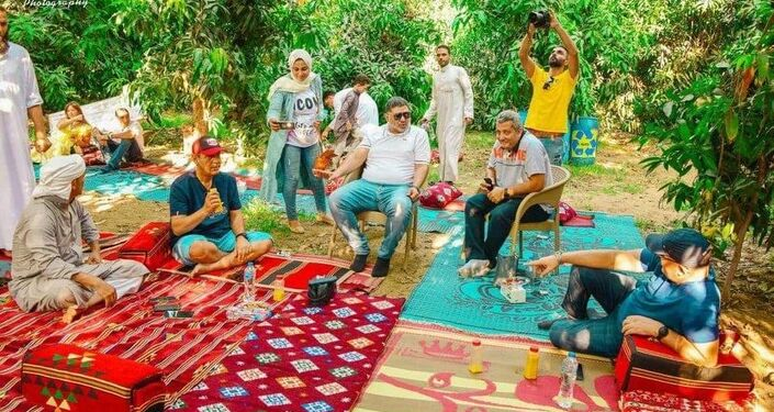 رحالة مصري يطلق مبادرة لـسياحة المانجو