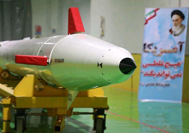 الصواريخ المجنحة الإيرانية