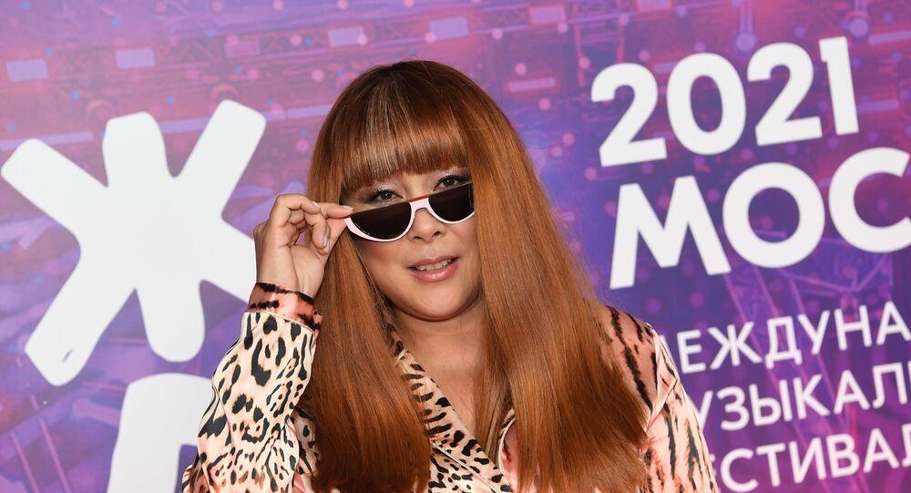 المغنية الروسية أنيتا تسوي