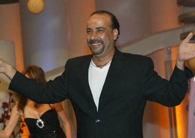 الفنان المصري، محمد سعد