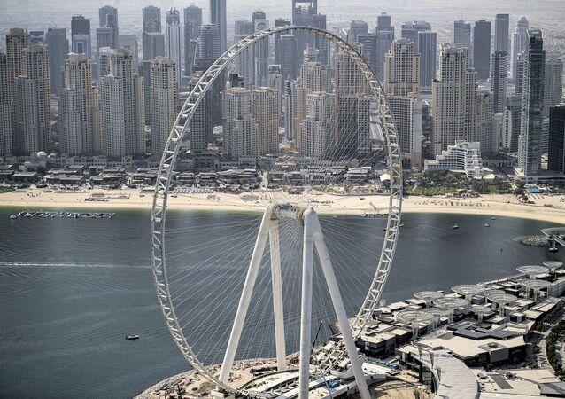 مشروع عجلة عين دبي الترفيهية، الإمارات العربية المتحدة