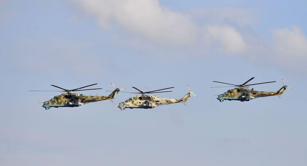 فعاليات التدريب الاستراتيجي الروسي البيلاروسي المشترك المعروف باسم مناورة الغرب 2021