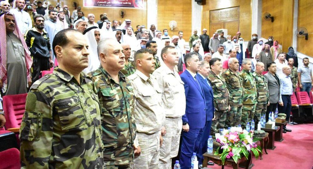 تسوية أوضاع 600 مواطن من أبناء محافظة دير الزور شرقي سوريا، 15 سبتمبر 2021