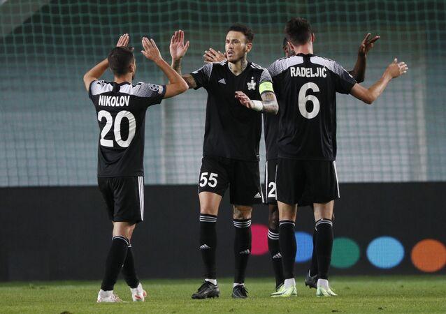 دوري أبطال أوروبا - المجموعة الرابعة - شريف تيراسبول - شاختار دونيتسك
