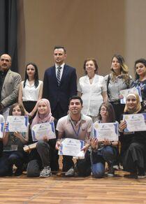 تتويج 9 طلاب كأكثر السوريين نهما لقراءة الكتب