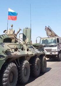 الشرطة العسكرية الروسية تستمر في جهودها في إعادة الخدمات الأساسية لسكان مدن وبلدات محافظة الحسكة وريف الرقة الشمالي، سوريا 20 سبتمبر 2021