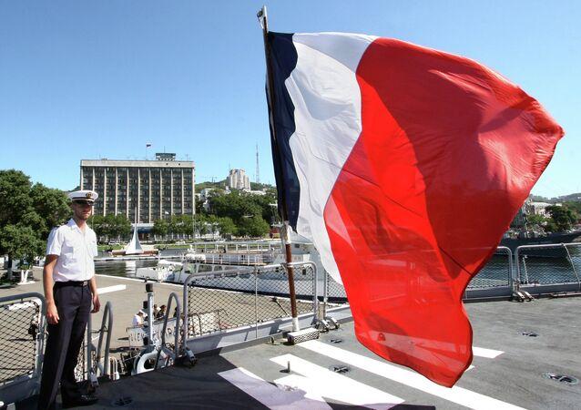 علم فرنسا